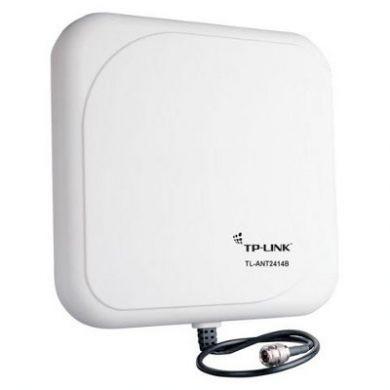 TP-LINK ANTENA TL-ANT2414B 2.4GHZ 14DBI DIRECIONAL EXT.  - TECTECH BRASIL COMPUTERS