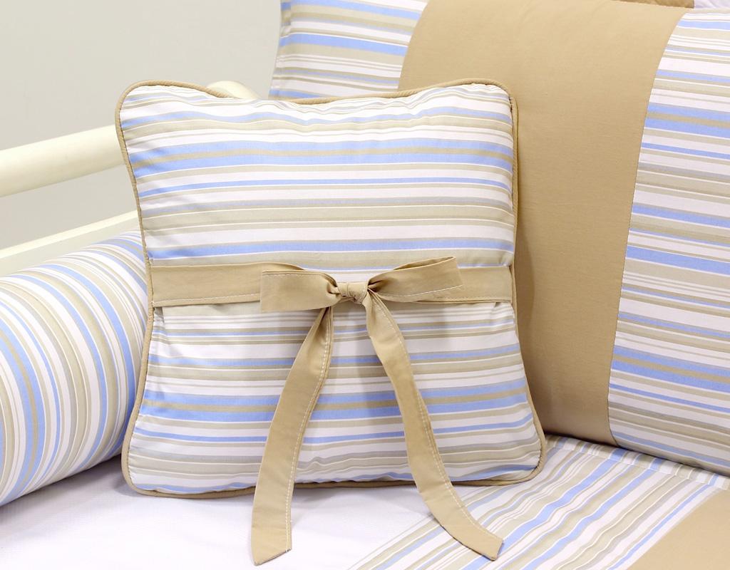 Almofada para decoração com laço - Col. Prince George