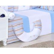 Almofada para Amamentação - Col. Pequeno Urso Azul