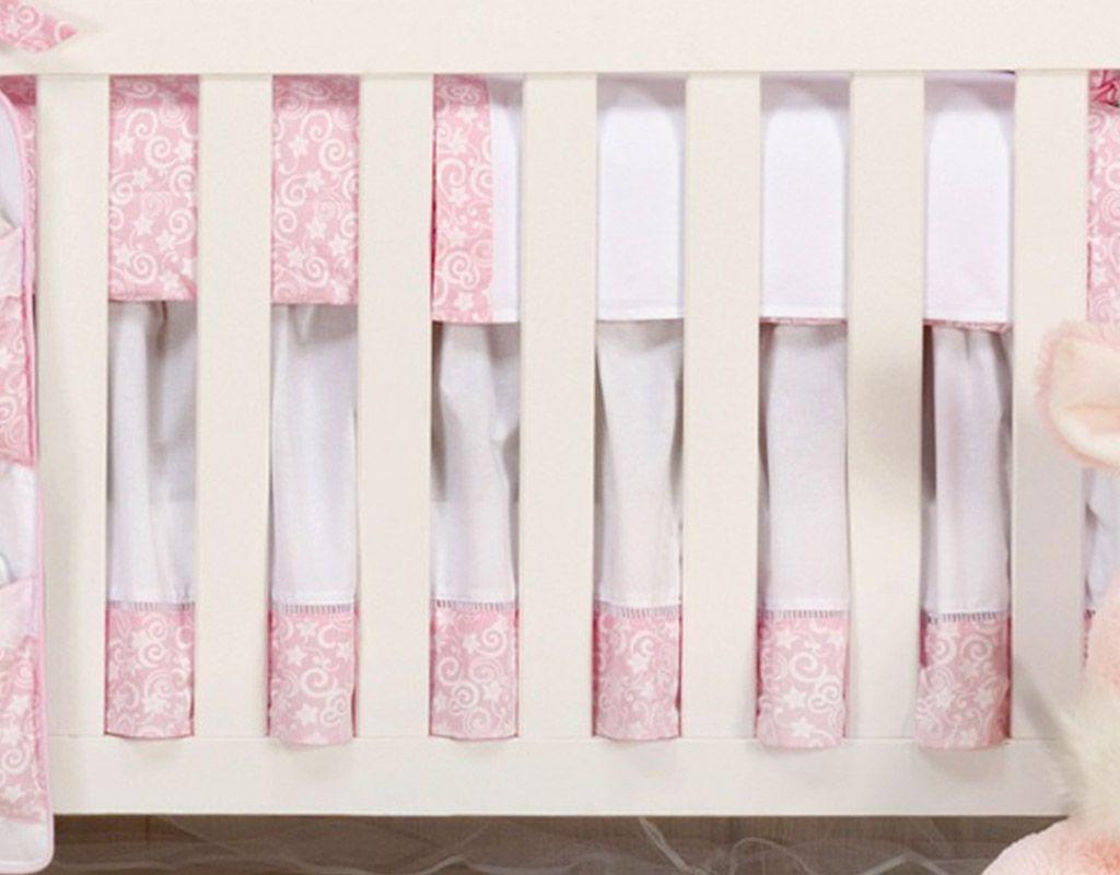 Quarto Céu Encantado Rosa  - 15 peças