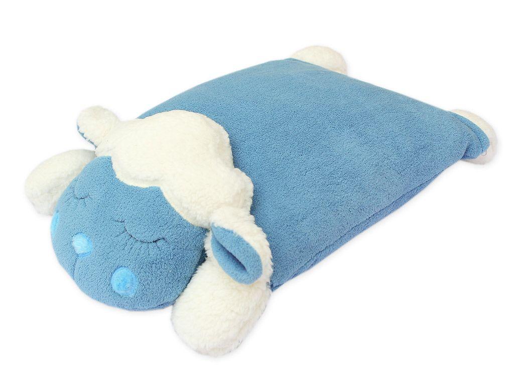 Travesseiro Carneirinho Azul