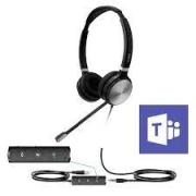 Headset Yealink Teams UH36 Dual
