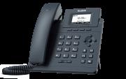 T30P - Telefone IP Yealink   1 linha  PoE sucessor do Telefone T19P