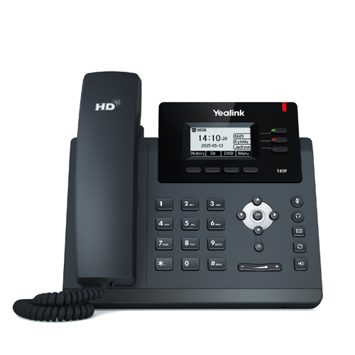 Telefone  IP YEALINK Sip T40G - Skype for Business