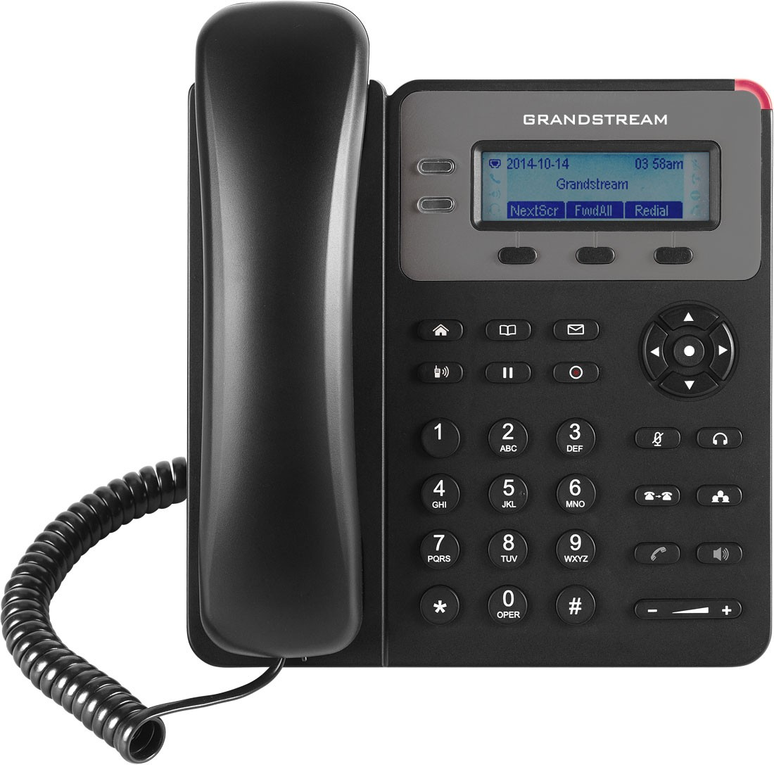 Telefone IP Grandstream GXP1615 BR  - Northshop São Paulo