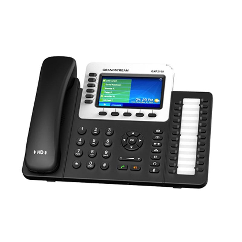Telefone GXP2160 IP Gransdtream  - Northshop São Paulo