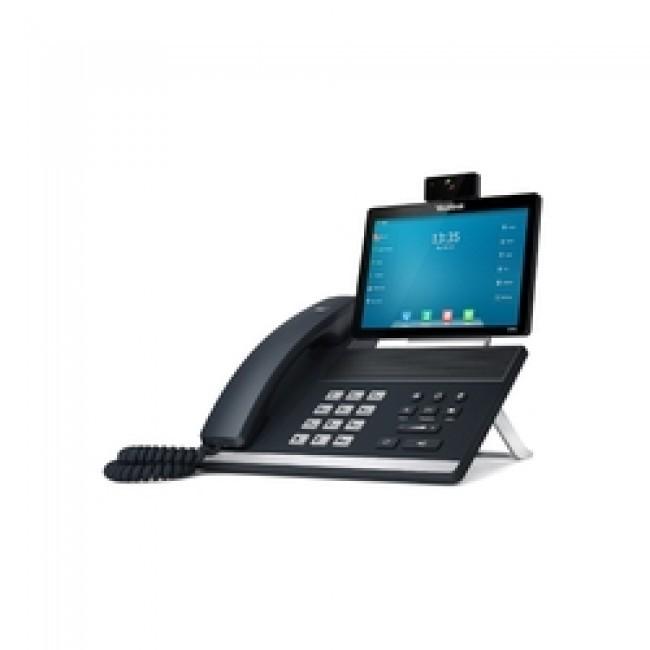 Telefone Yealink  Video Conferencia - SIP-T58A  - Northshop São Paulo