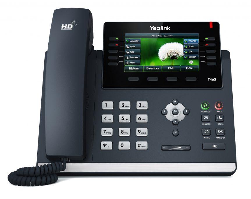 Telefone SIP T48S Yealink -    - Northshop São Paulo