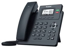 T31G - Telefone IP Yealink 02 linhas - Lançamento (substitui T21P)  - Northshop São Paulo