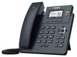 T31P - Telefone IP Yealink 2 linhas Lançamento (Substitui o T21P)  - Northshop São Paulo