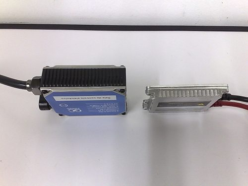 KIT XENON P/ MOTO C/ REATOR SLIM  - Kit Vidro Elétrico | Vidro Elétrico