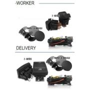 KIT VIDRO ELETRICO CAMINHAO WORKER / DELIVERY INTELIGENTE