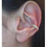 Piercing de Encaixe Ouro 18k e diamantes