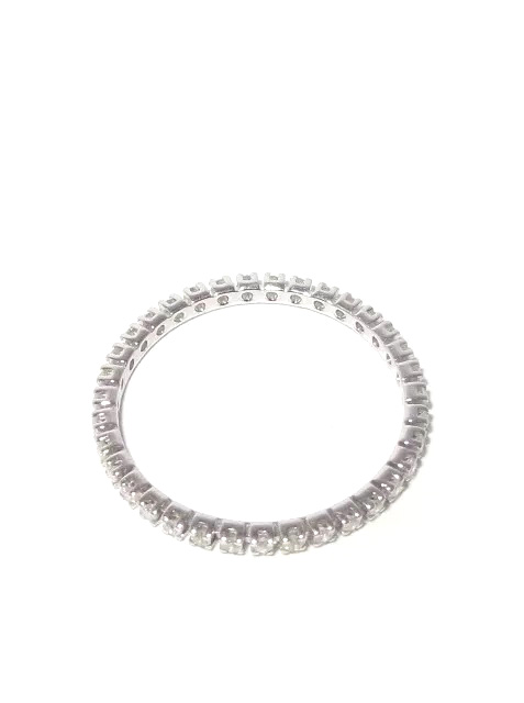 Anel Ouro 18k Todo Cravejado de Diamantes  - Sancy