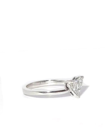 Anel Ouro 18k com Diamantes  - Sancy
