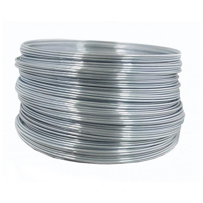 Mola de pulseira alumino PP (50 grs)- MA001
