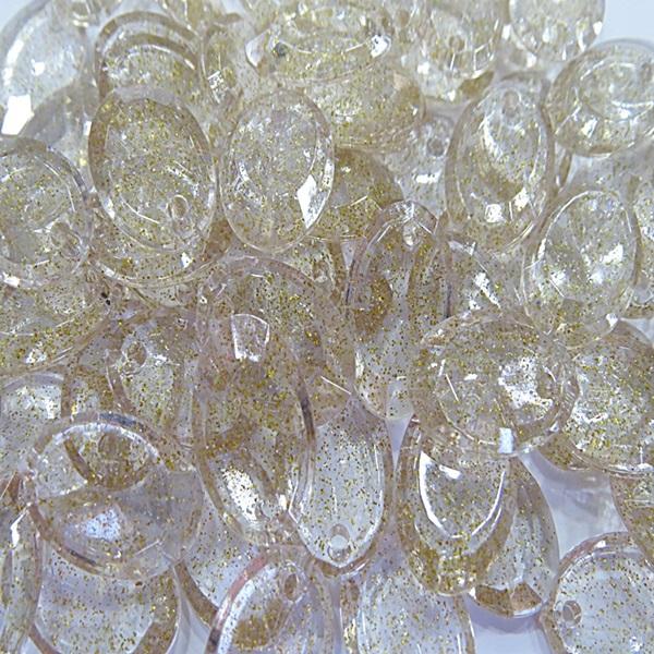 Lentilhao Transparente  (50 gramas)  LTG005