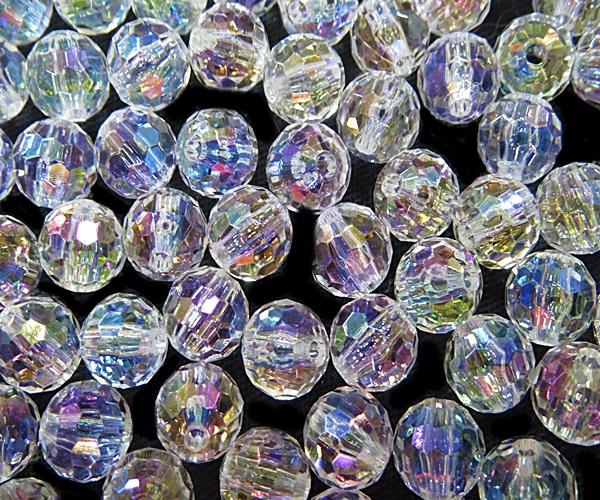 Bolinha importada facetada globo Nº 12 (10 unid.)- BOI007