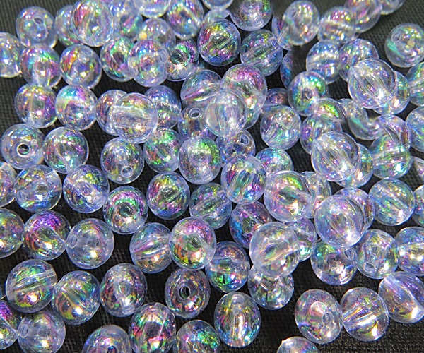 Bolinha de acrílico Ab Transparente Nº 06 (25grs)- BAB002