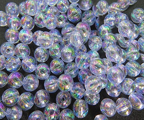 Bolinha de acrílico Ab Transparente Nº 06 (500grs)- BAB002 ATACADO