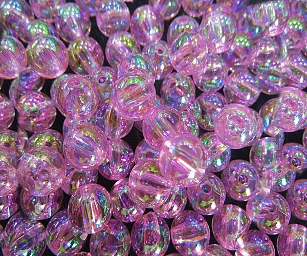 Bolinha de acrílico Ab Transparente Nº 08 (25grs)- BAB003