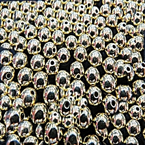 Bolinha Abs Dourada -25 gramas-BA004