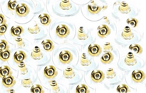 Sutia de Orelha Ferro Dourado 20 pares- sfd005