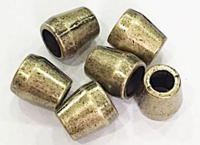Ponteira ouro velho Lisa Aberta peças-PAO006