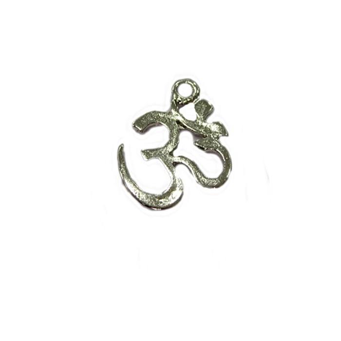 Simbolo OM I níquel (10 unidades)- PTN094