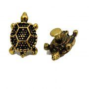 Piercing Tartaruga dourada envelhecida (Par)- PID045