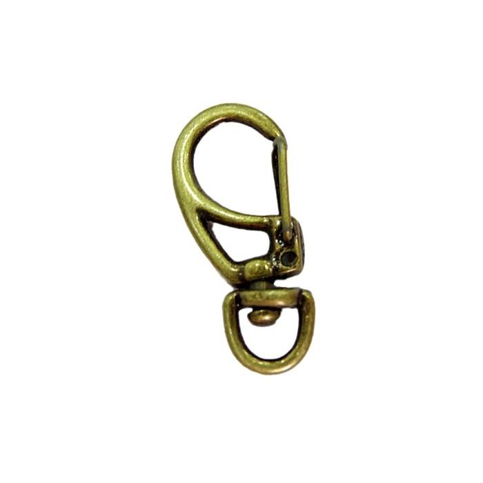 Mosquetão ouro velho VI- MO006 ATACADO