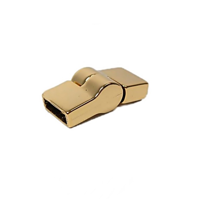 Fecho Ima Dourado Apito (01 unid.)- FAD001