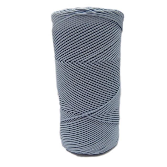 Cordão encerado fino azul bebe (4630) 10mts- CDF011