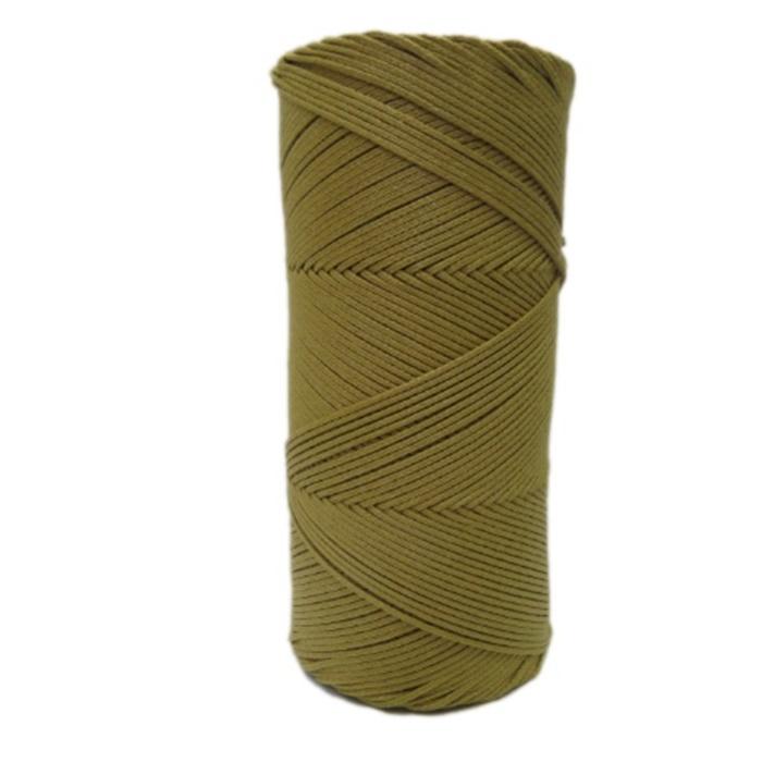Cordão encerado fino rafia (0075)- CDF017 ATACADO