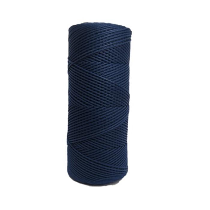 Cordão c/ nylon marinho (10mts)- CDN003