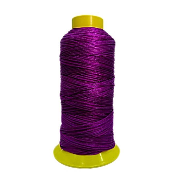 Cordão de seda fino uva (10mts)- FS005