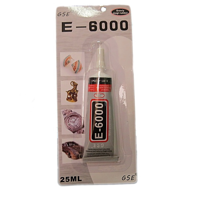 Cola E-6000 grande- 25 ml-CL015