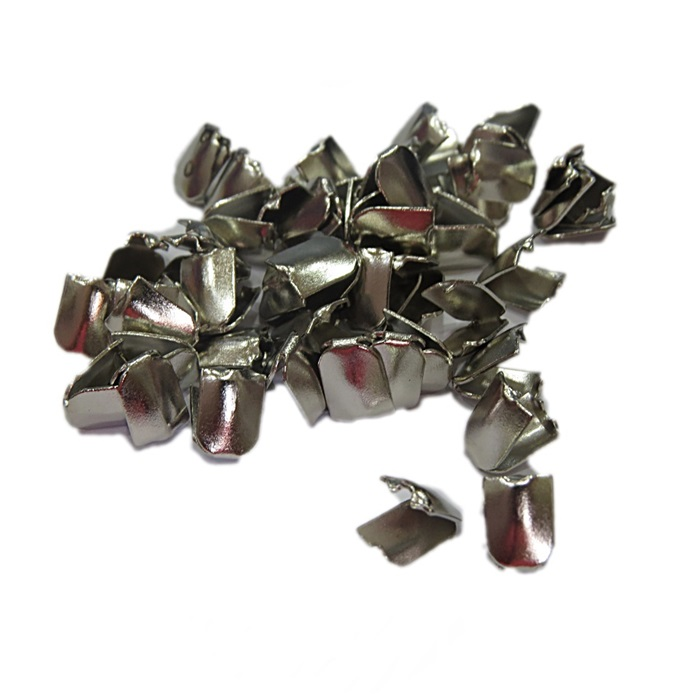 Ponteira de amassar níquel P (50 unid.)- PCN004