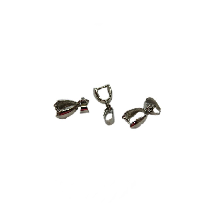 Jacare níquel P (10 unid.)- JCN001