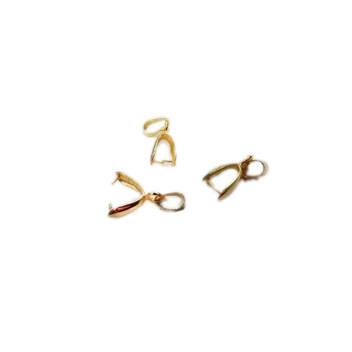 Jacare dourado P (10 unid.)- JCD001