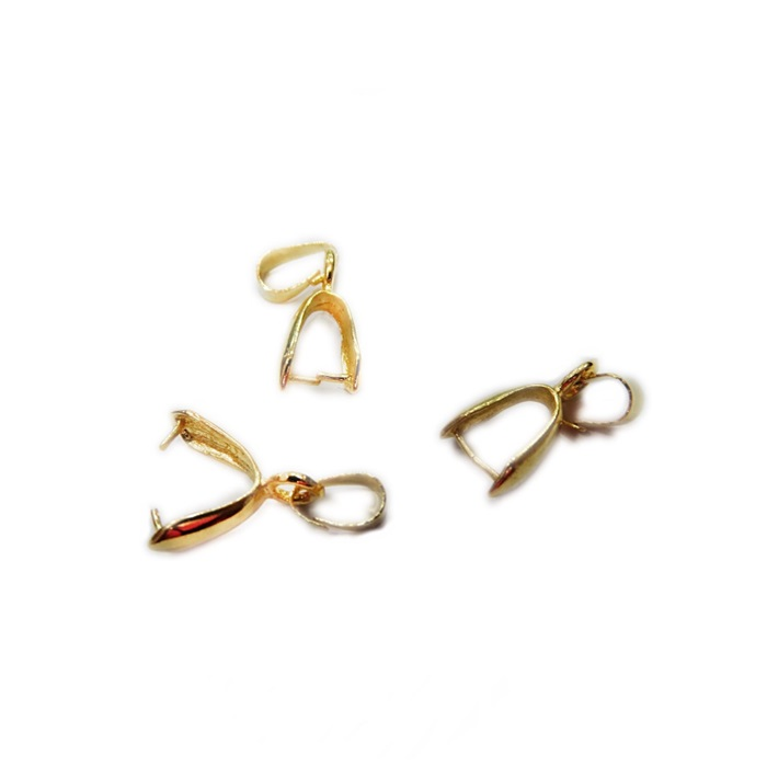 Jacare dourado M (100 unid.)- JCD002 ATACADO