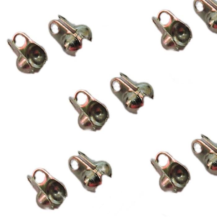 Tips níquel Nº 2.5 (100 unid.)- TPN002
