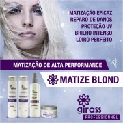 KIT GIRASS MATIZE BLOND - 4 PASSOS