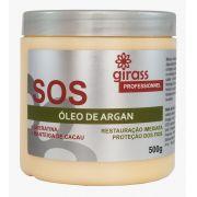 SOS GIRASS ARGAN OIL-500G
