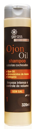 SHAMPOO GIRASS OJON OIL-320ML