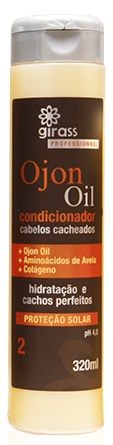 Condicionador Ojon Oil Girass 320ml