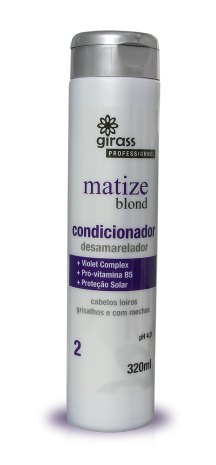 Condicionador Girass Matize Blond - 320ML