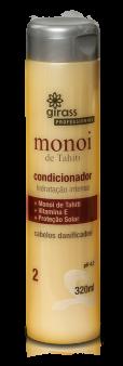 CONDICIONADOR GIRASS MONOI DE TAHITI-320ML