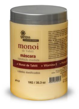 Máscara Girass Monoi de Tahiti-1000g