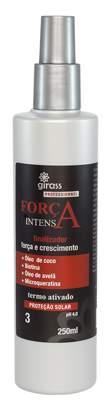 FINALIZADOR GIRASS FORCA INTENSA-250ML